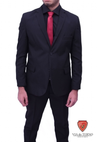 Terno Slim Oxford Corte Italiano